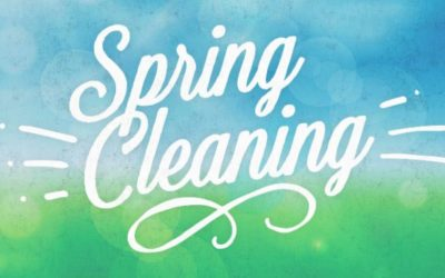 Spring Cleaning Your Financial Affairs